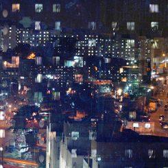 Mumbai Mirage-Canvas-Front