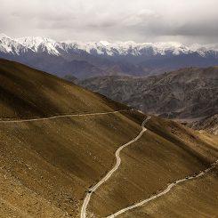 Ladakh ways-Canvas-Front