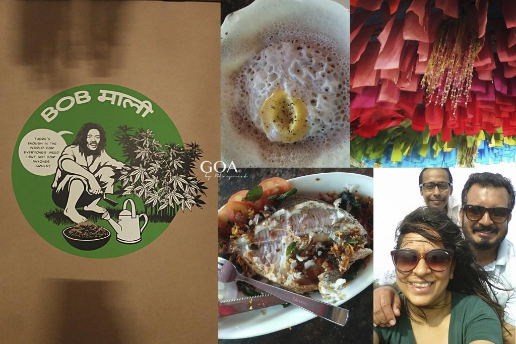 Goa-Gunpowde Restaurant