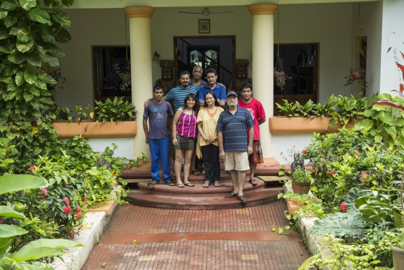 Divar Island Retreat-Homestay Bunglow