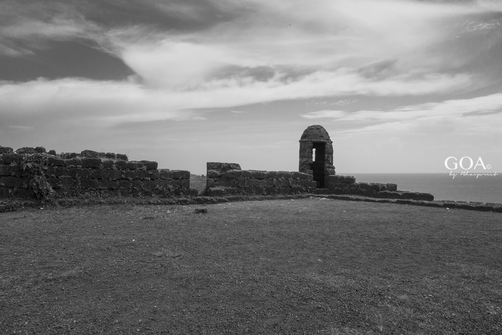 Goa Photography trip to Chapora Fort